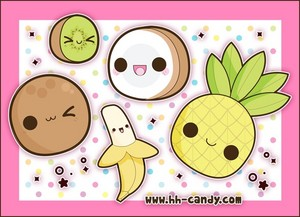 Kawii fruits