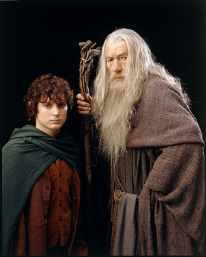 The Fellowship of the Ring | photoshoot