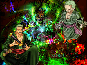 One☠Piece - Zoro