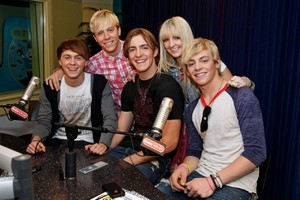 R5 - Ratliff, Riker, Rocky, Rydel and Ross