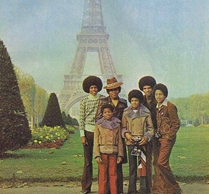 The Jacksons In Paris
