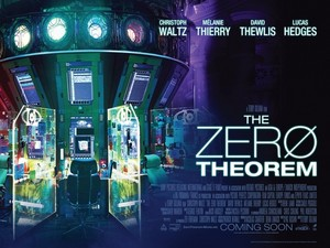 The Zero Theorem official poster