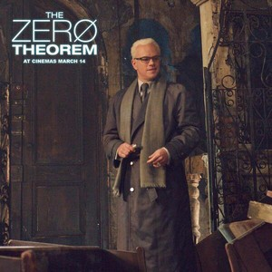 Matt Damon in The Zero Theorem