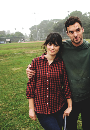 Zooey and Jake