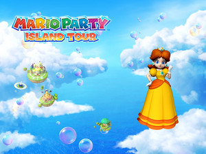 Mario Party Island Tour - Wallpaper