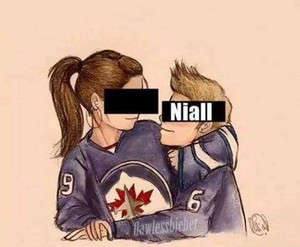 Niall and you