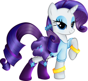 Rarity is full of Beauty