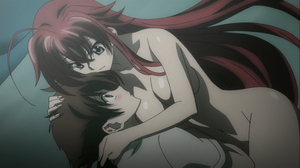 Issei and Rias