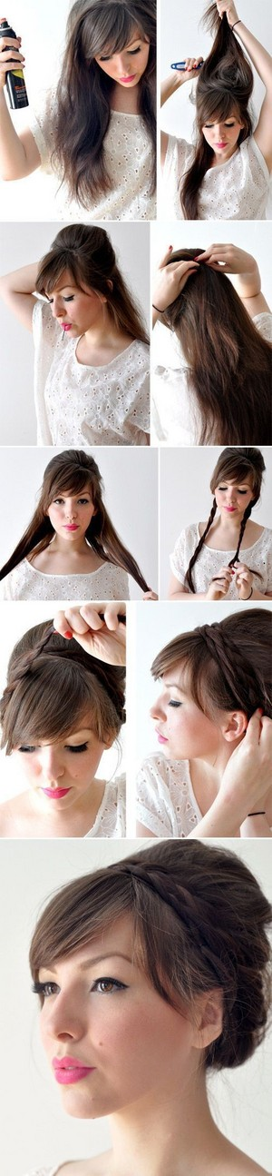 Hairstyles for sini
