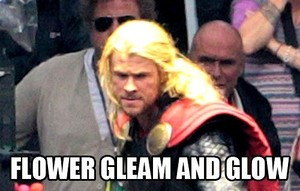 *GASP* Rapunzel and Thor are related?