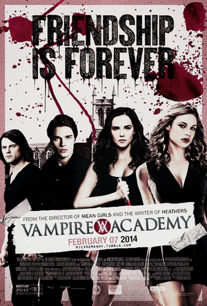 Vampire Academy fanmade poster