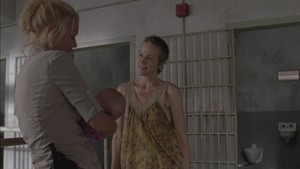 Carol Screencap, '3x11: I Ain't a Judas'