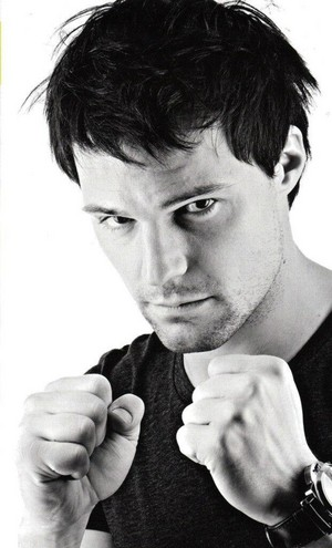 Danila on Men's Health Russia