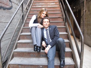 Stana and Seamus