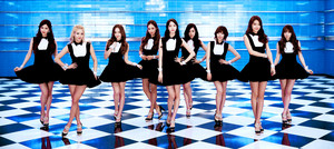 SNSD MR MR MV