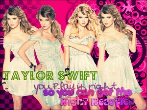 Taylor cepat, swift collage