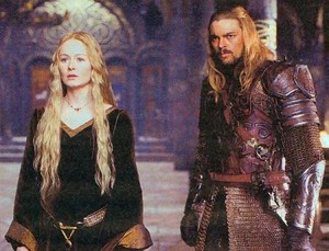 Eomer with sister