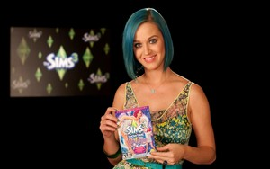 Katy Perry for sims 3
