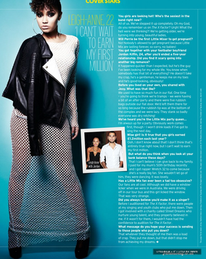 Leigh - Anne's Fabulous Magazine Interview