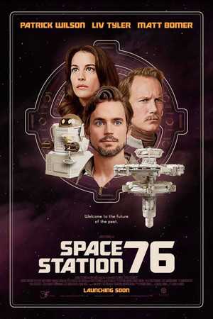 Space Station 76 - First poster