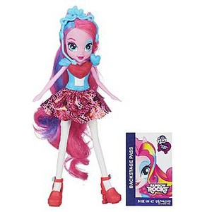 Equestria Girls: 무지개, 레인 보우 Rocks Toys