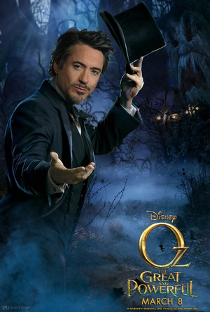 What if Oz is played by Robert Downey Jr.?