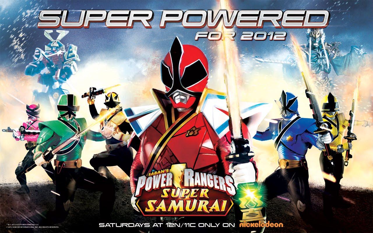 Pr Super Samurai The Power Ranger Wallpaper 36781876 Fanpop