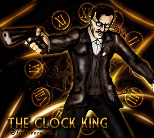 "Robert Knepper as ""The Clock King"" in Arrow"