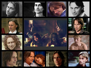 Rumbelle and Robert Carlyle