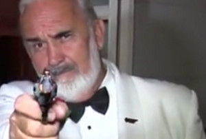 James Bond, Lookalike, Sean Connery, Impersonator, John Allen