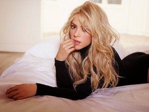 Shakira -  album promotional pictures