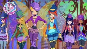The Winx~ Season Six Outfits