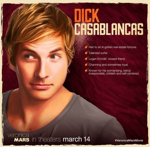 Dick Casablancas Info