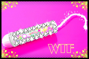Bedazzled Tampon