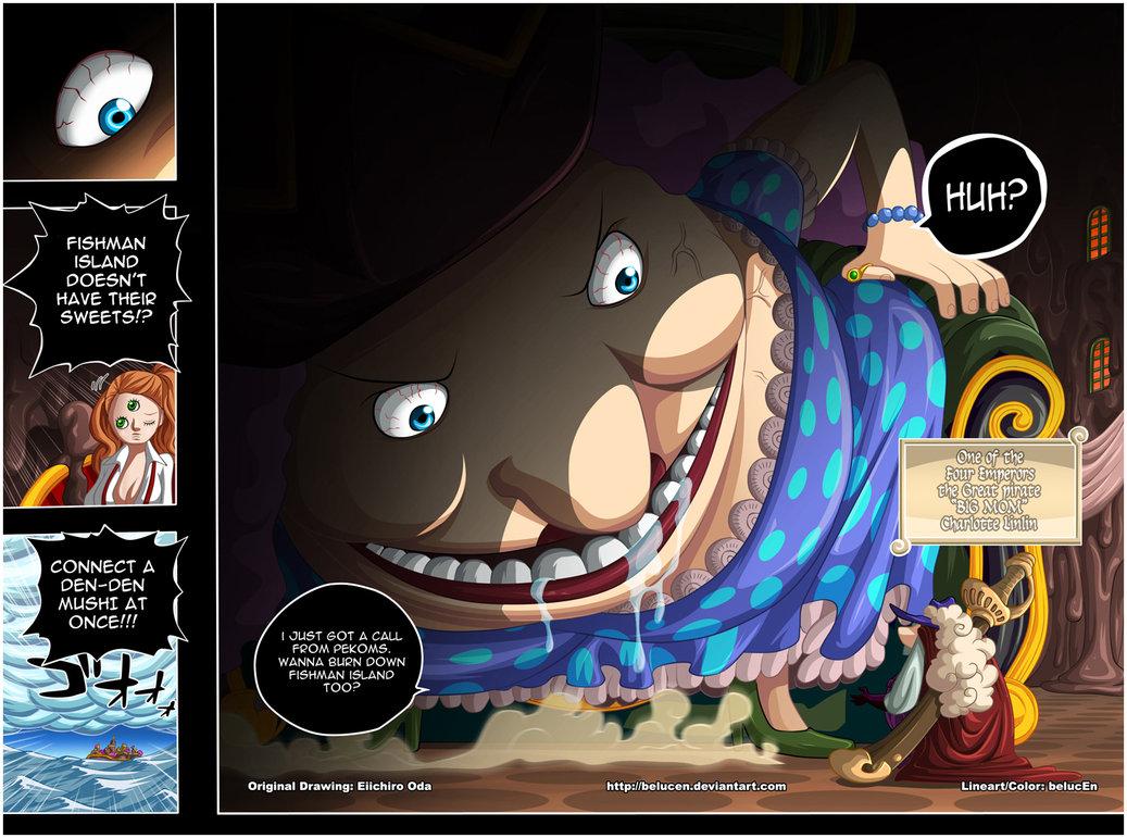 **Big Mom** - One Piece Photo (36861303) - Fanpop