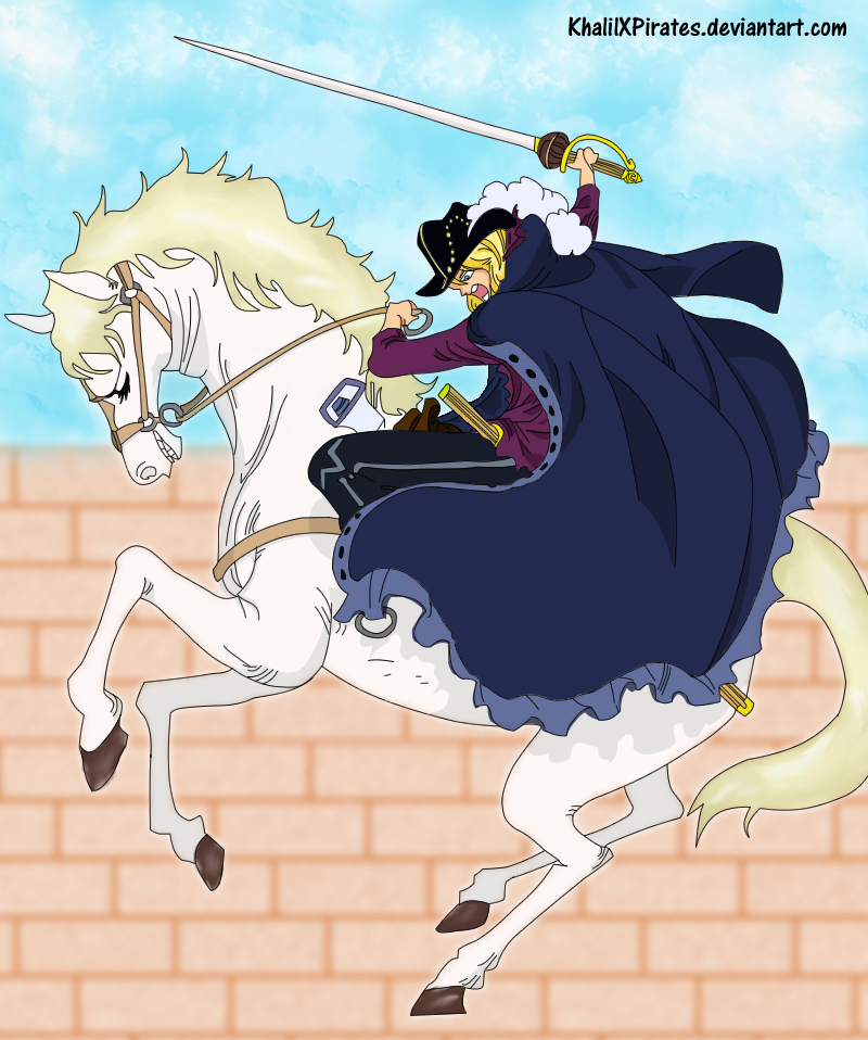 *Cavendish* - One Piece Photo (36853262) - Fanpop
