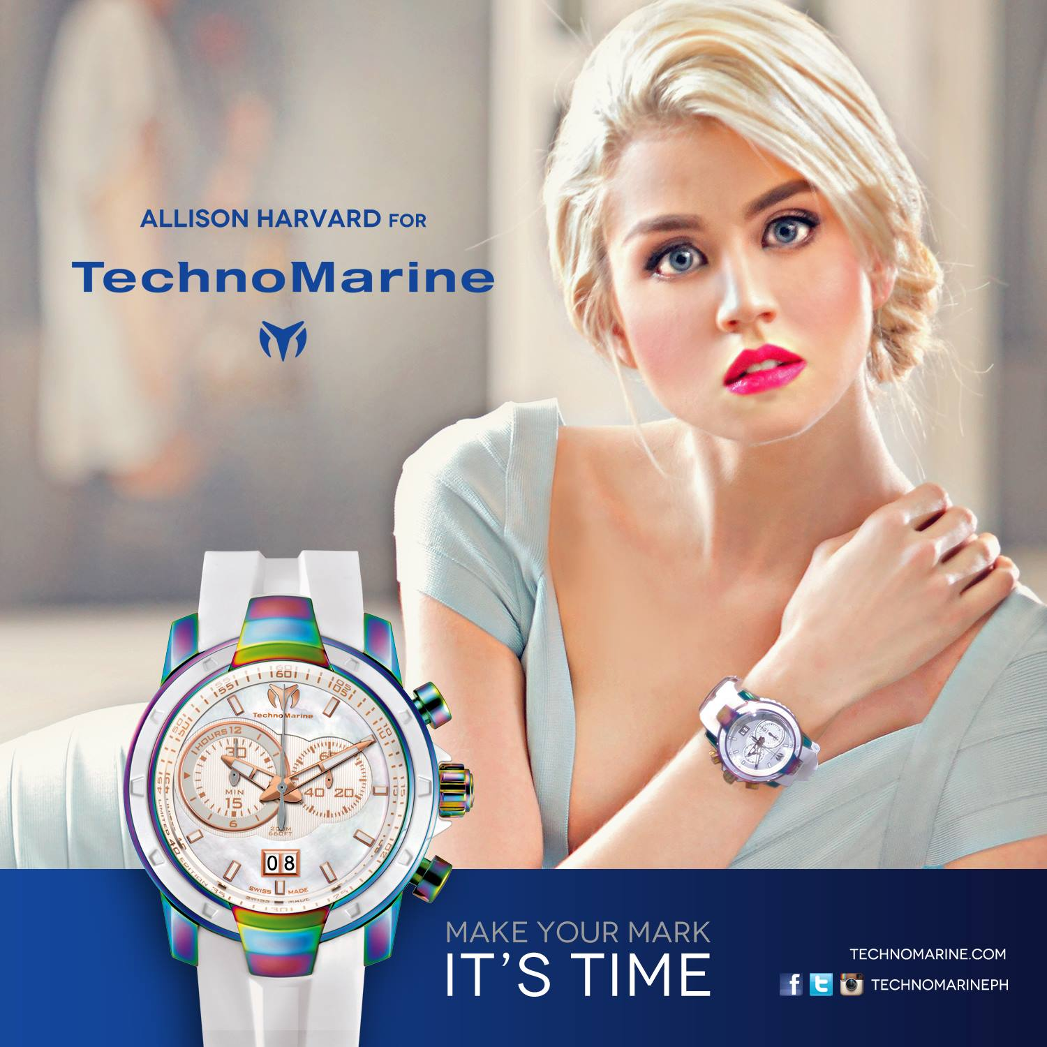 Allison Antm allison for technomarine - allison harvard photo (36825725