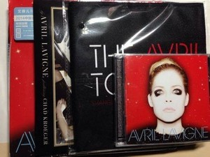 Avril Lavigne Limited China Edition Let Me Go CD