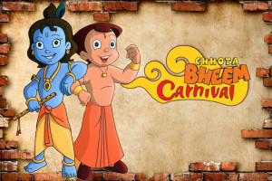 Bheem and krishna