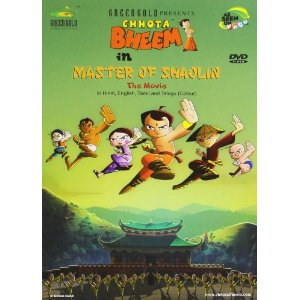 Bheem in master of shaolin