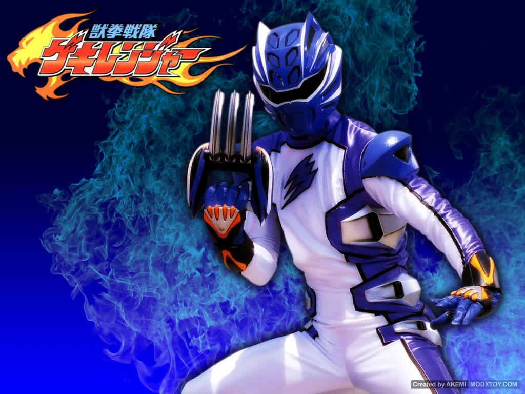 Blue Jungle Master Mode The Power Ranger Wallpaper 36865160