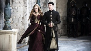 Cersei Lannister and Petyr Baelish (Season 3)