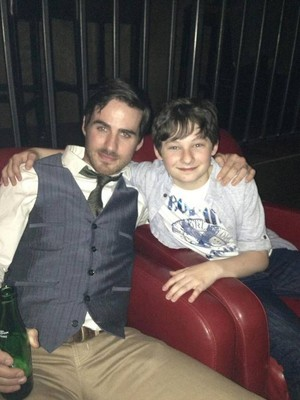 Colin and Jared Gilmore ✨