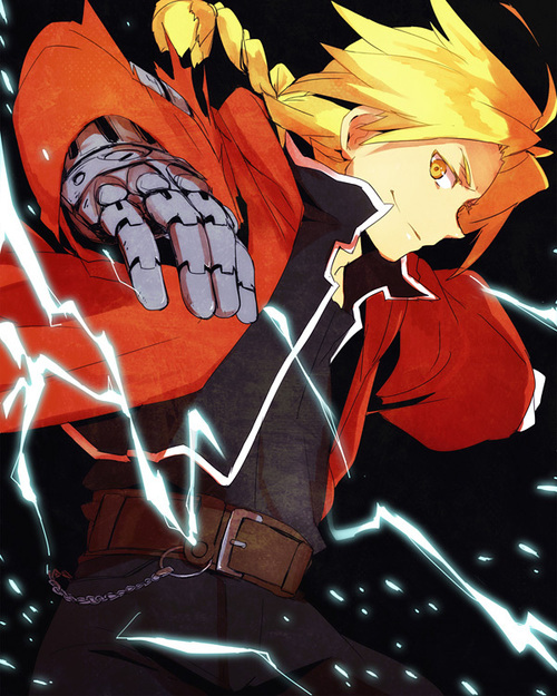 Edward Elric - Fullmetal Alchemist: Brotherhood - Anime ...