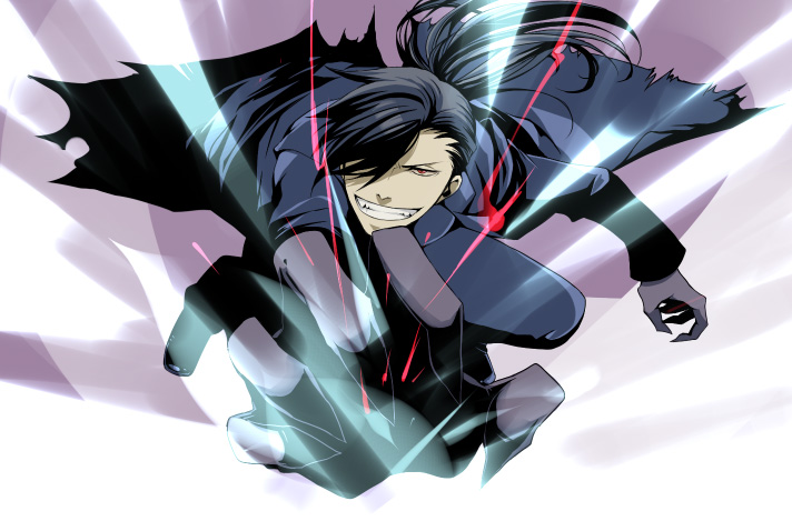Greed/Ling - Fullmetal Alchemist: Brotherhood - Anime Fan Art (36841440) - Fanpop