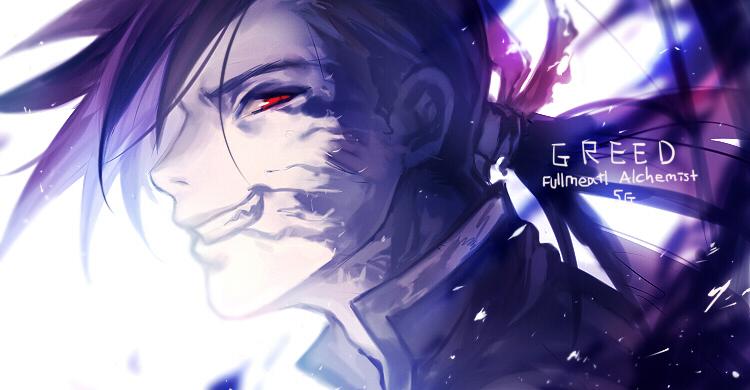 Greed/Ling - Fullmetal Alchemist: Brotherhood - anime fan Art (36846005) - fanpop