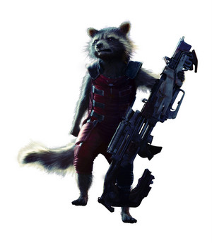 Guardians of the Galaxy Full Body चित्रो
