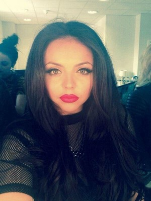 Jesy today!! So beautiful!!! ❤