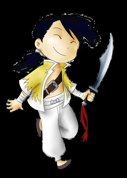 Ling Yao (FMA) - Fullmetal Alchemist: Brotherhood - Anime Fan Art (36845988) - Fanpop