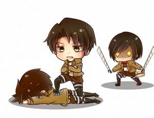 You'll Gonna Die Levi!